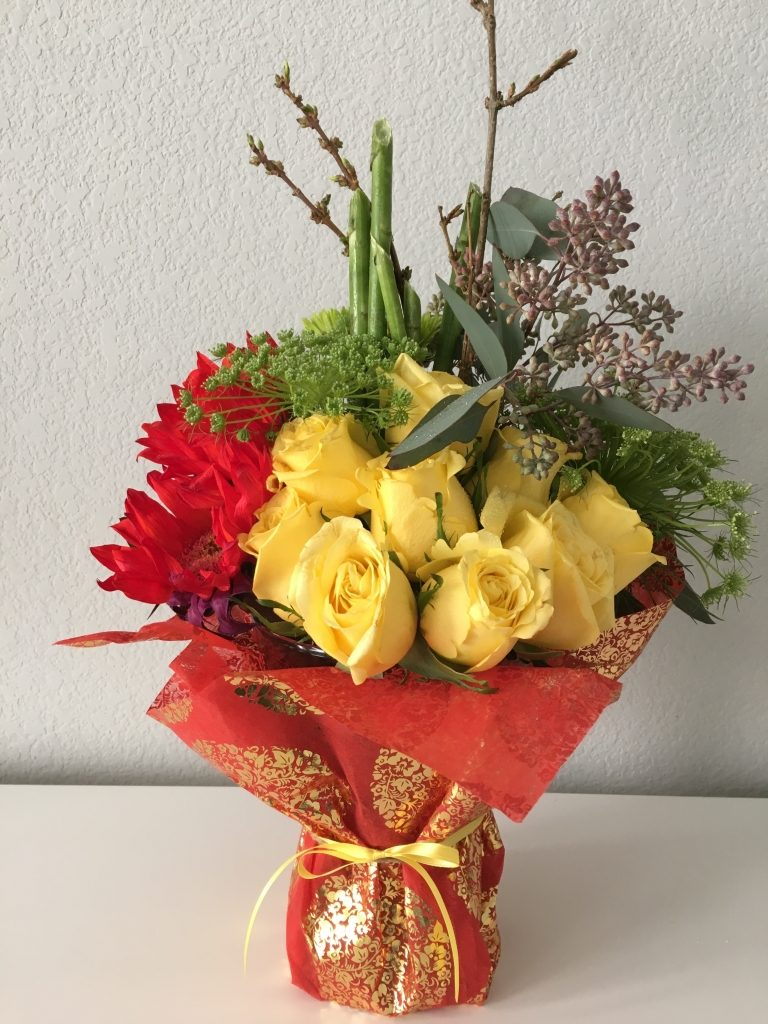 Lunar New Year Flowers