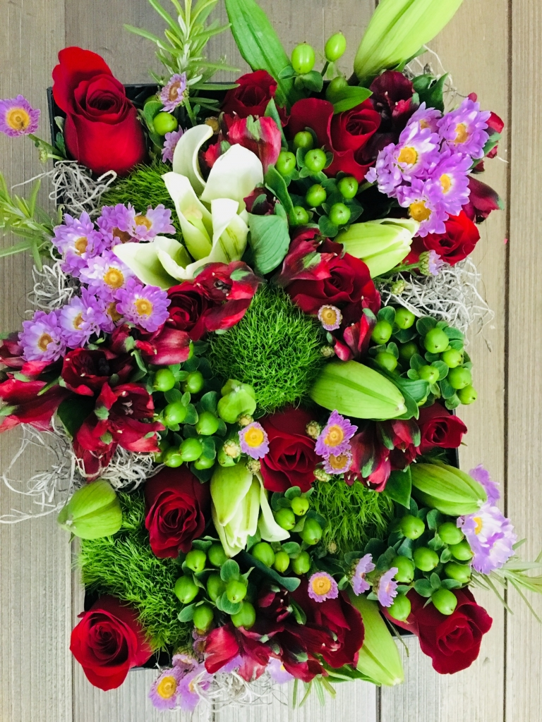 ROSE CHIC FLOWERS – Taking grocery store flowers to the next level!
