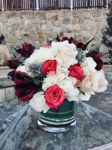 Elegant, Rustic, flowers
