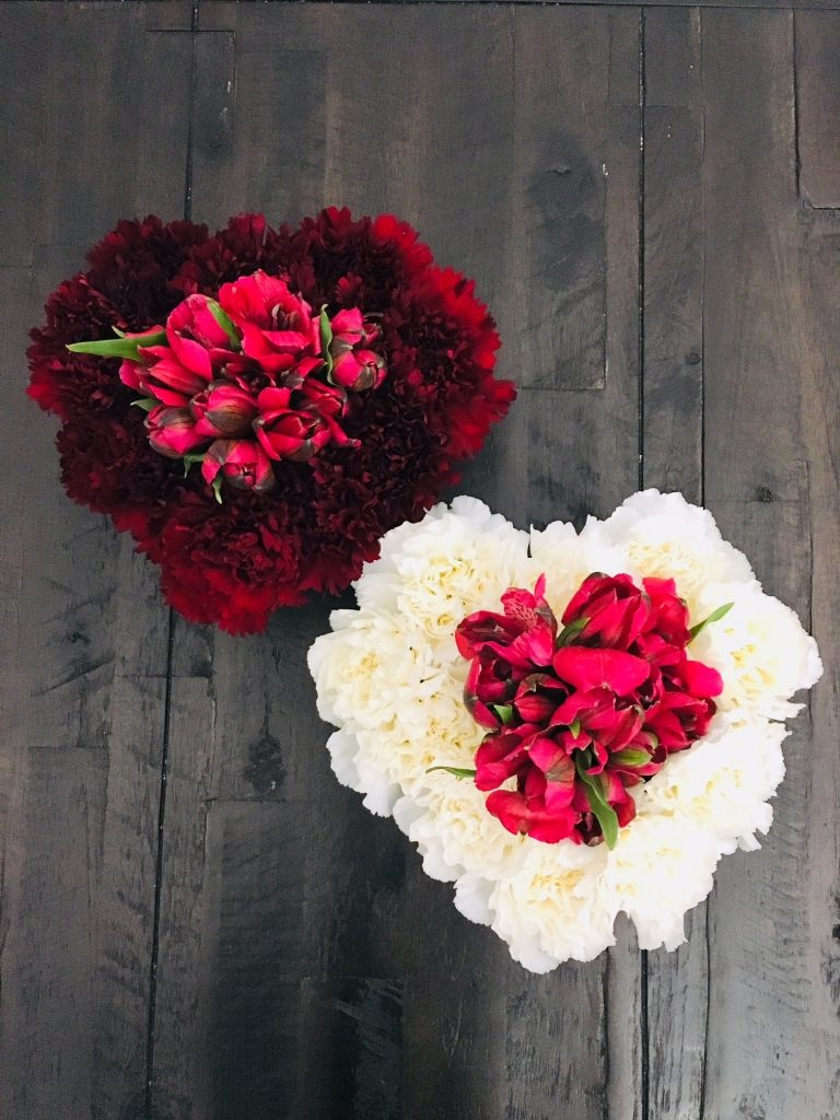 Love is in the Air! Valentine Flower Edition – ROSE CHIC FLOWERS