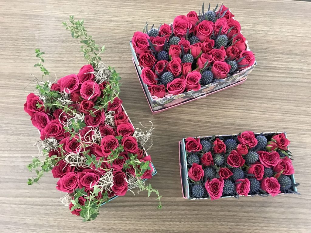 roses, thistle & thymes