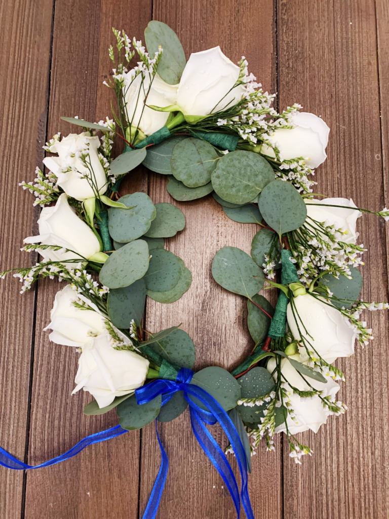 Baby boy, rustic farmhouse, country, flower crown