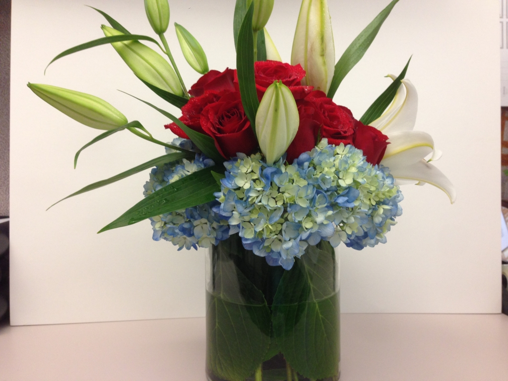 4th of July Celebration flowers