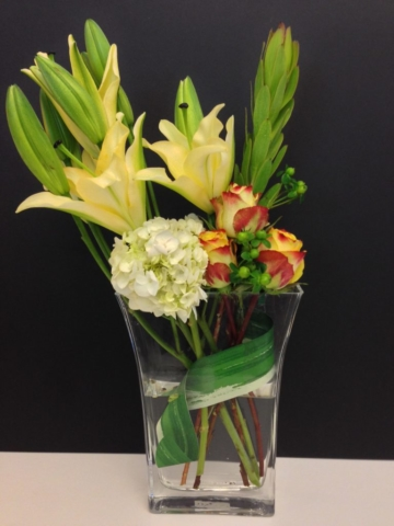 exotic, modern, contemporary, flowers