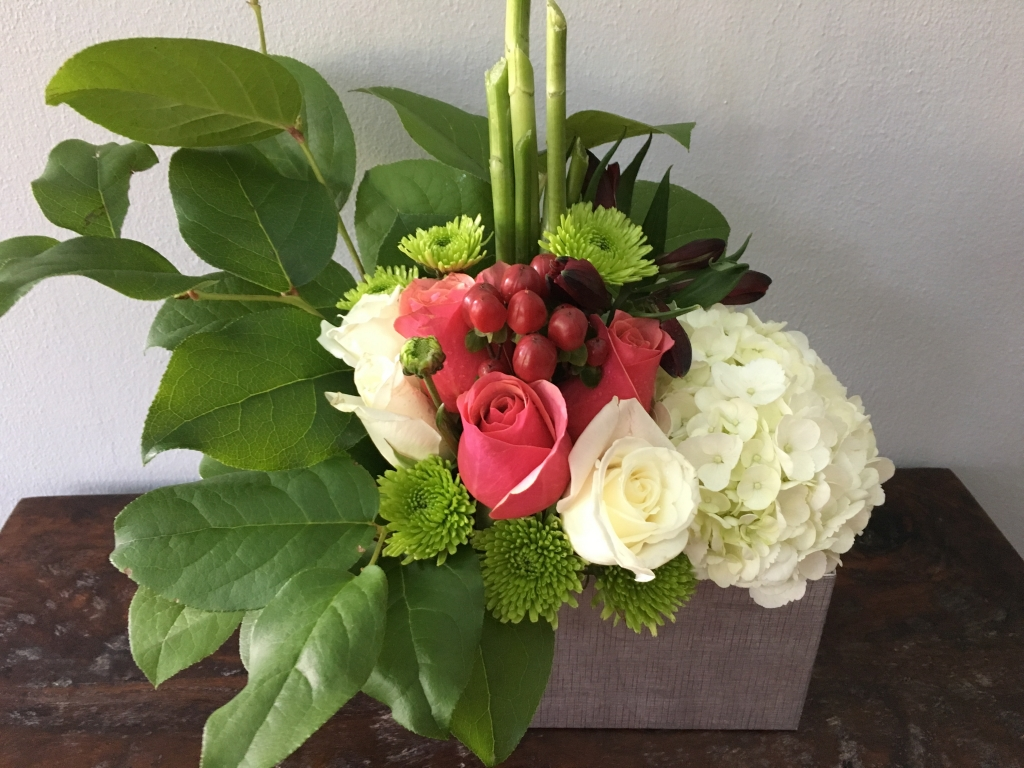 Mother's Day Flowers, modern