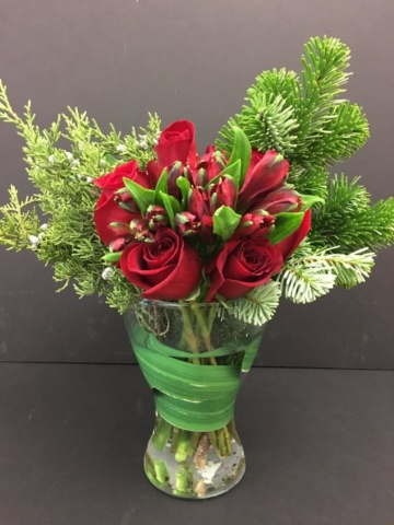 Holiday Florals, Christmas flowers