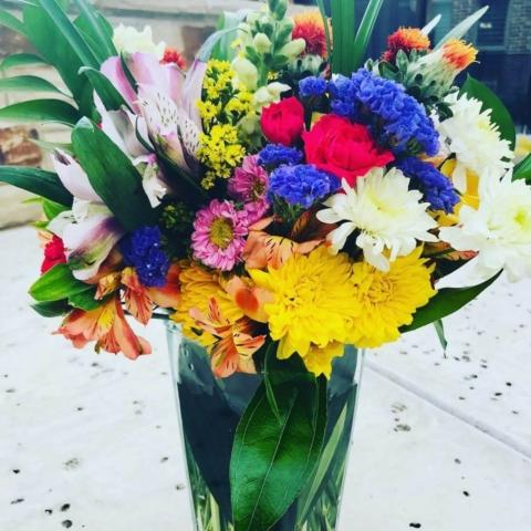Bold Mix Bunch Bouquet